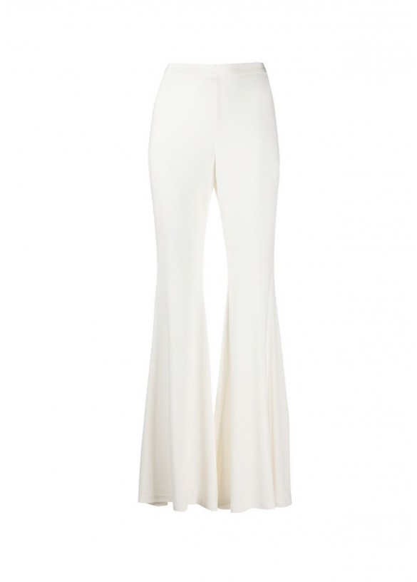 AMELIA TROUSERS IN WHITE
