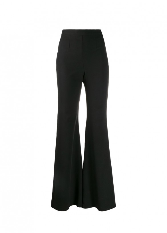 AMELIA TROUSERS IN BLACK