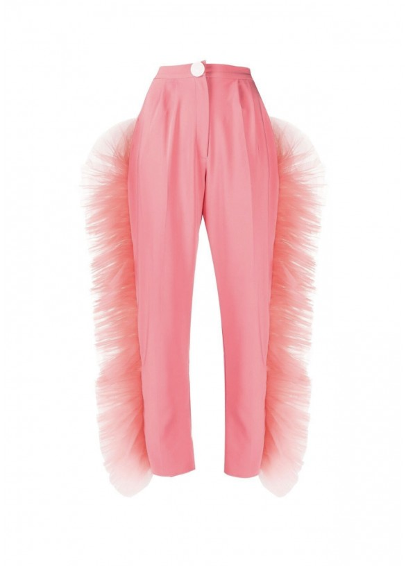 ADELE TROUSERS IN PINK